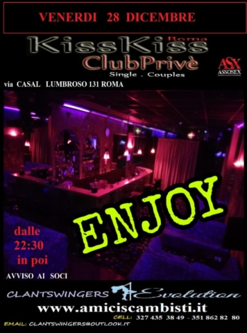 KISSKISS CLUB PRIVE ROMA